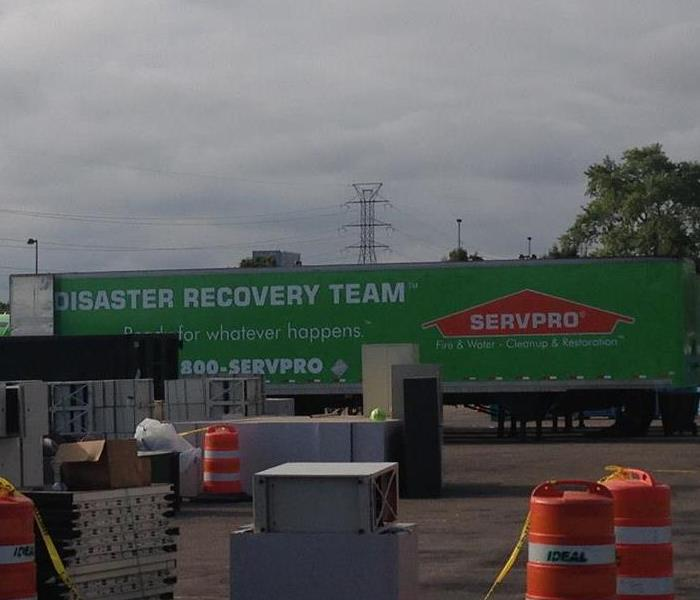 SERVPRO Commercial Large Loss After